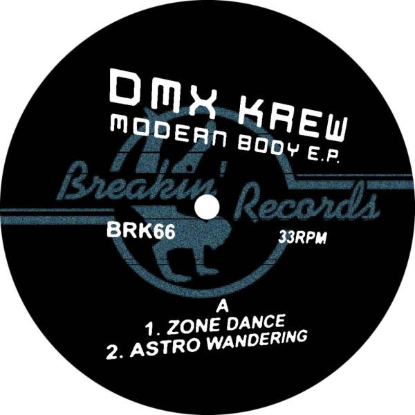 DMX Krew - Modern Body EP
