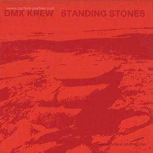 DMX Krew - Standing Stones (lclear marbled vinyl)