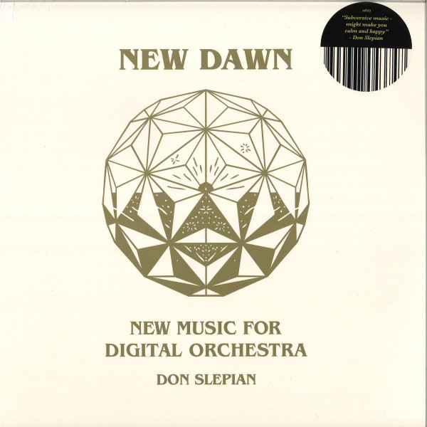 DON SLEPIAN - NEW DAWN