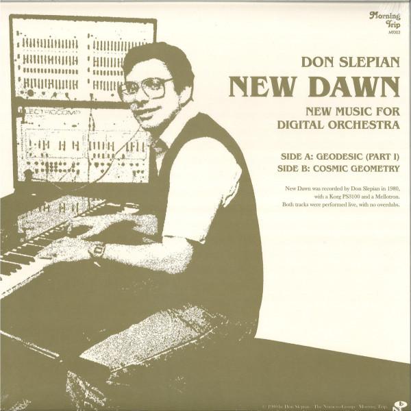 DON SLEPIAN - NEW DAWN (Back)