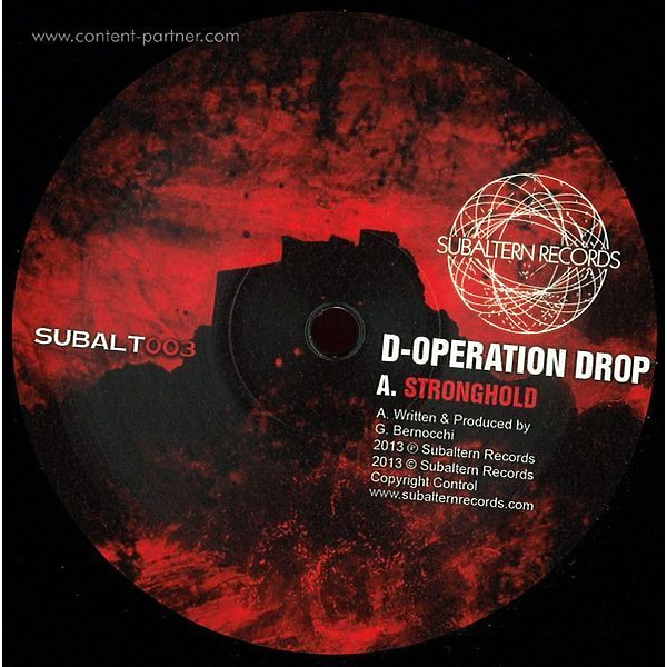 D-Operation Drop & Geode - Stronghold Ep