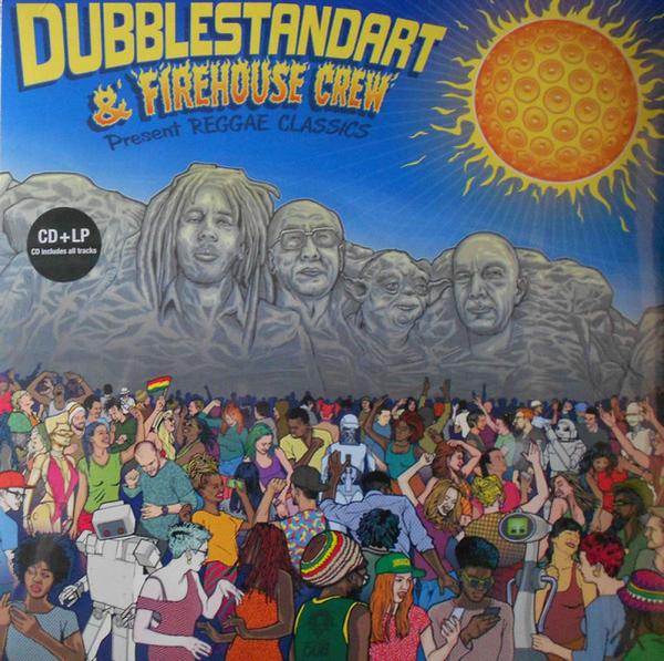 DUBBLESTANDART/FIREHOUSE CREW - Reggae Classics (2LP)