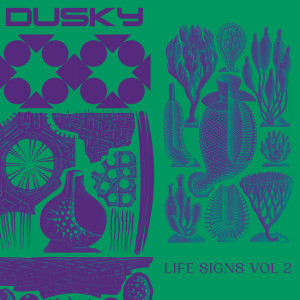 DUSKY - Life Signs Vol. 2 (Full Colour Sleeve)