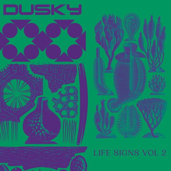 DUSKY - Life Signs Vol. 2 (Full Colour Sleeve)