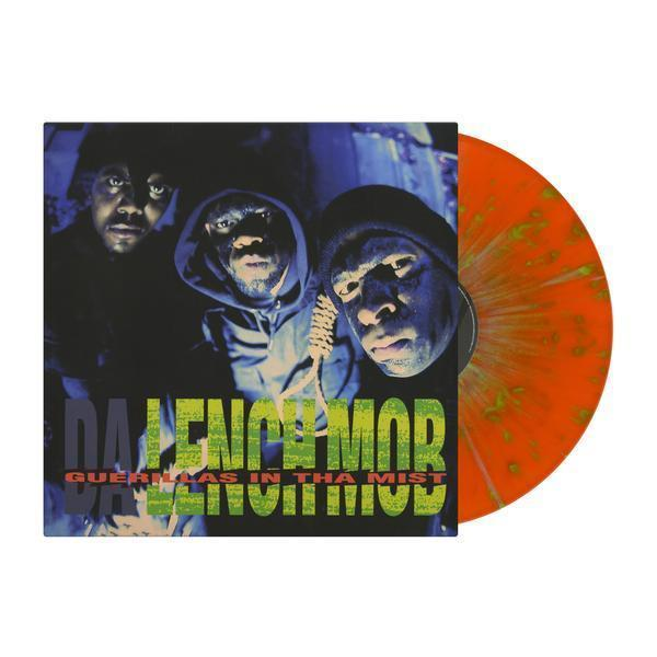 Da Lench Mob - Guerillas In Tha Mist (Green&Orange Splatter LP)