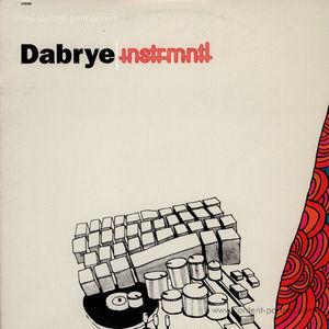 Dabrye - INSTRMNTL