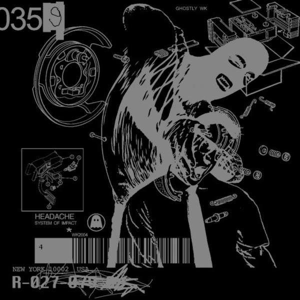 Dabrye - Two/Three (2LP Repress 2018)