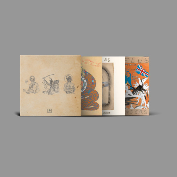 Daedelus - End of Empire (Ltd. Edition 3LP Box Set)