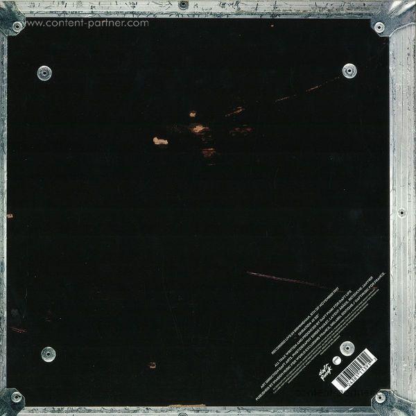 Daft Punk - Alive 1997 Single Vinyl Lp (Back)