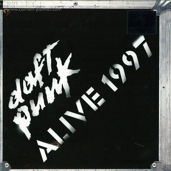 Daft Punk - Alive 1997/2007 Lim. Edit. Deluxe Boxset (Back)
