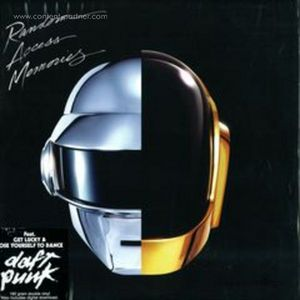 Daft Punk - Random Access Memories (2LP Repress)