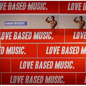 Damiano Von Erckert - Love Based Music + dvd