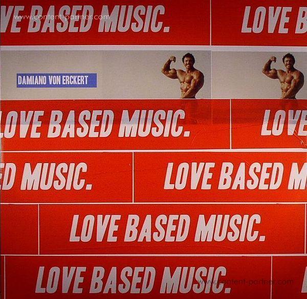 Damiano Von Erckert - Love Based Music + dvd