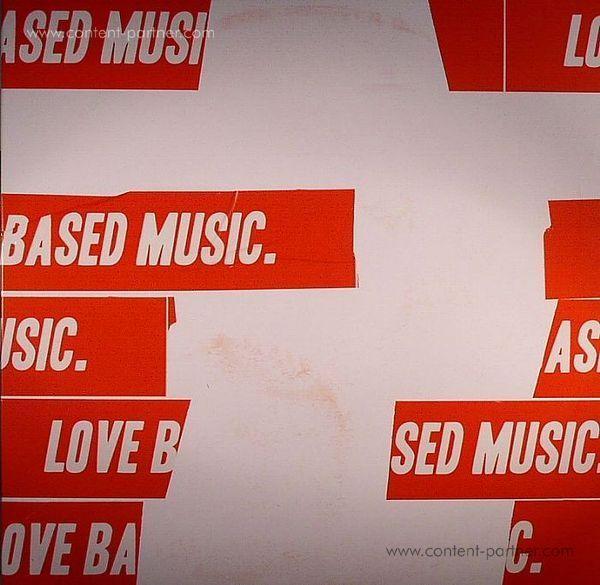 Damiano Von Erckert - Love Based Music + dvd (Back)