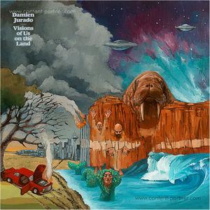 Damien Jurado - Visions Of Us On The Land (2LP)