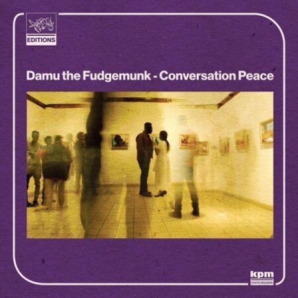 Damu The Fudgemunk - Conversation Peace (LP)