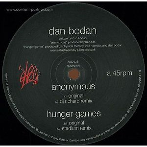 Dan Bodan - Anonymous / Hunger Games
