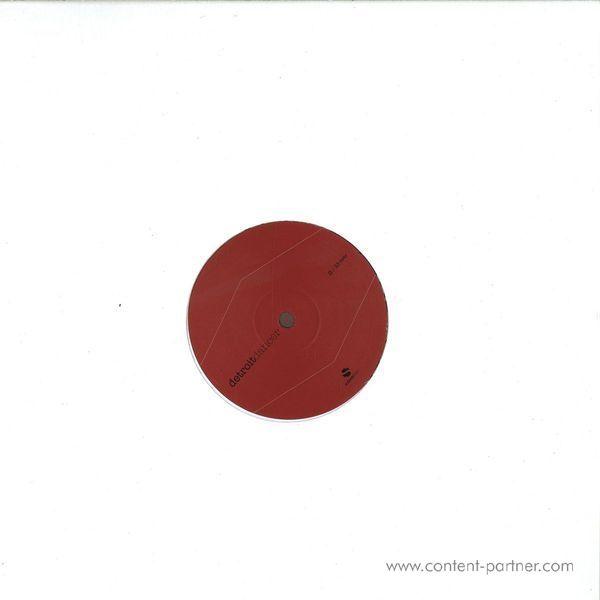 Dan Curtin - 3rd From The Sun EP (Back)