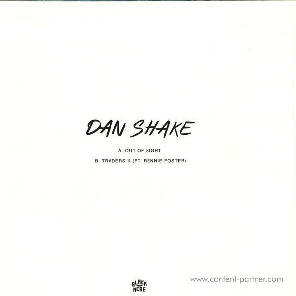 Dan Shake - Out Of Sight/ Traders 2 (Back)