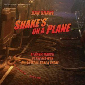Dan Shake - Shake's On A Plane
