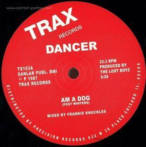 Dancer - Am A Dog / Boom Boom