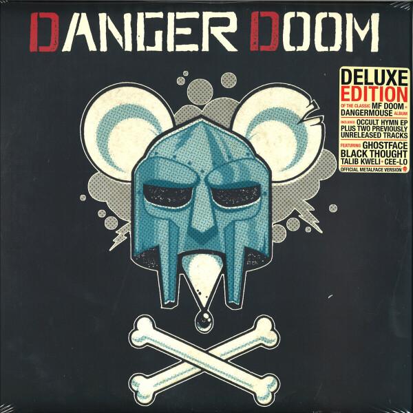 Dangerdoom - The Mouse & The Mask (Official Metalface Version)