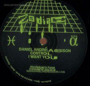Daniel Andreasson - Control