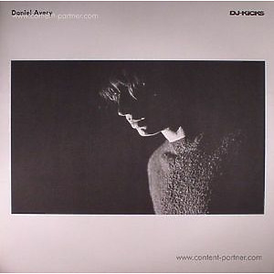 Daniel Avery - DJ Kicks (2LP+CD, Gatefold)