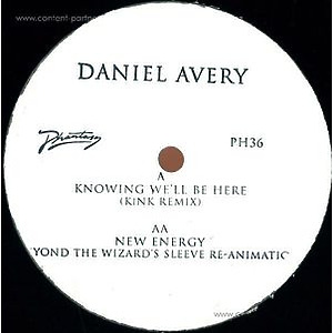 Daniel Avery - Knowing We'll Be Here