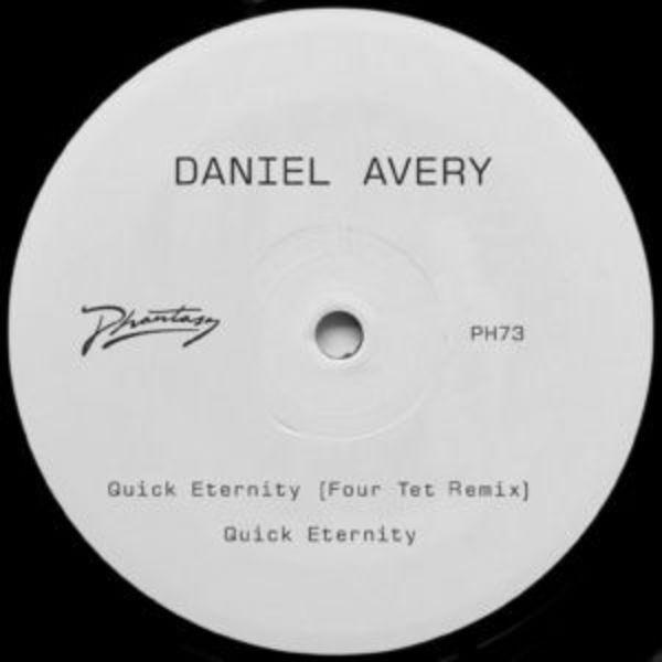 Daniel Avery - Quick Eternity (Four Tet Remix)