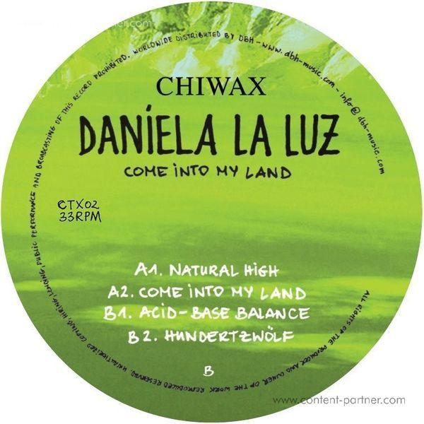 Daniela La Luz - Come Into My Land (Back)
