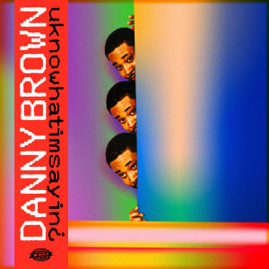 Danny Brown - uknowhatimsayin¿ (LP+MP3+Sticker Insert)