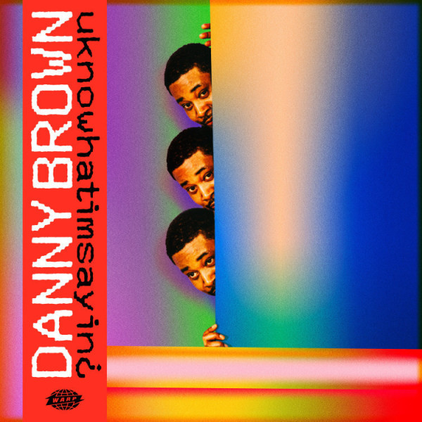 Danny Brown - uknowhatimsayin¿ (LP+MP3+Sticker Insert)