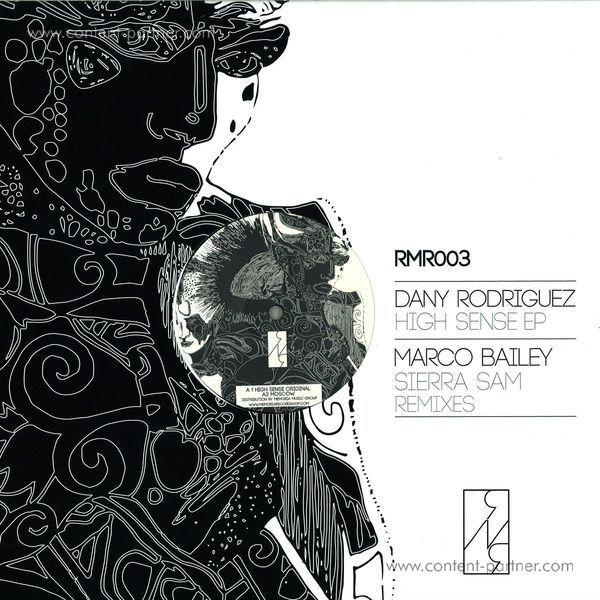 Dany Rodriguez - High Sense EP (Vinyl Only)