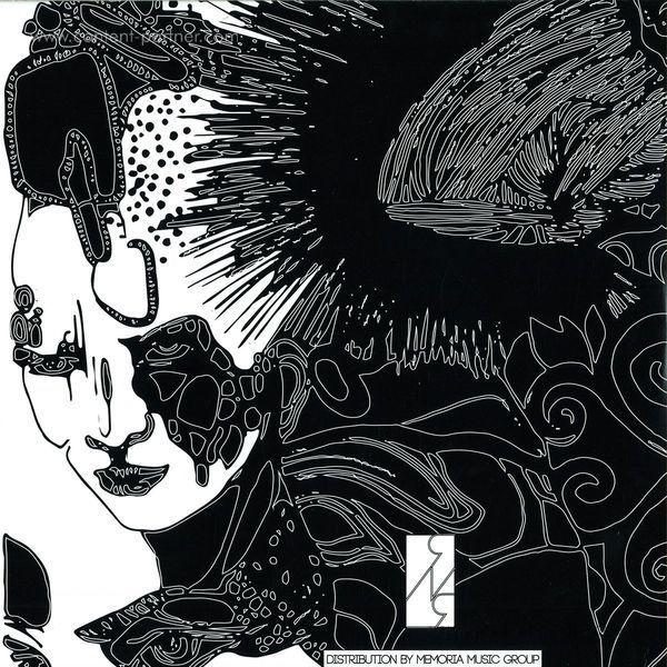 Dany Rodriguez - High Sense EP (Vinyl Only) (Back)