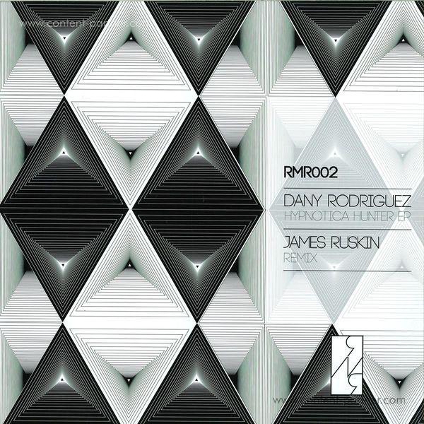 Dany Rodriguez - Hypnotica Hunter EP (Vinyl Only) (Back)