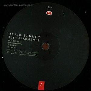 Dario Zenker - Alto Fragments (180g) Back in!