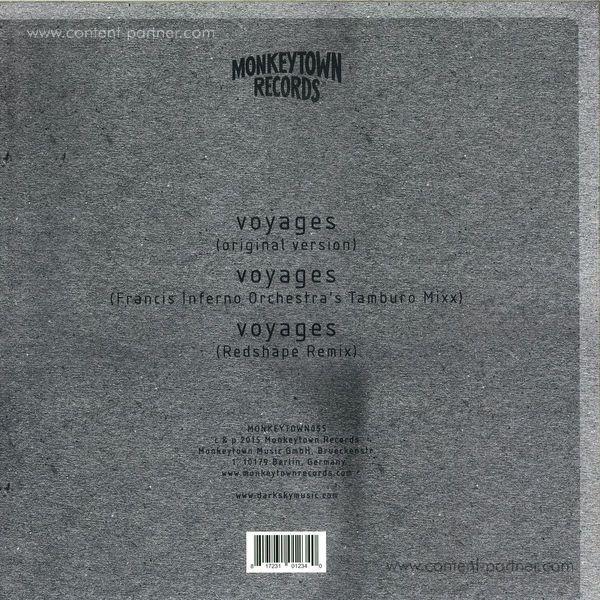 Dark Sky - Voyages (Back)