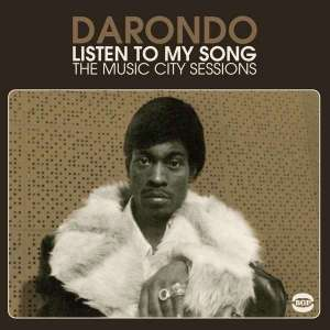 Darondo - Listen to My Song / Didn't I