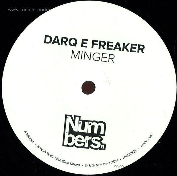 Darq E Freaker - Minger