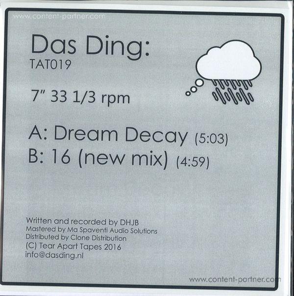 Das Ding - Dream Decay (Back)