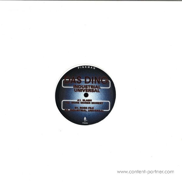 Das Ding - Industrial Universal (Back)