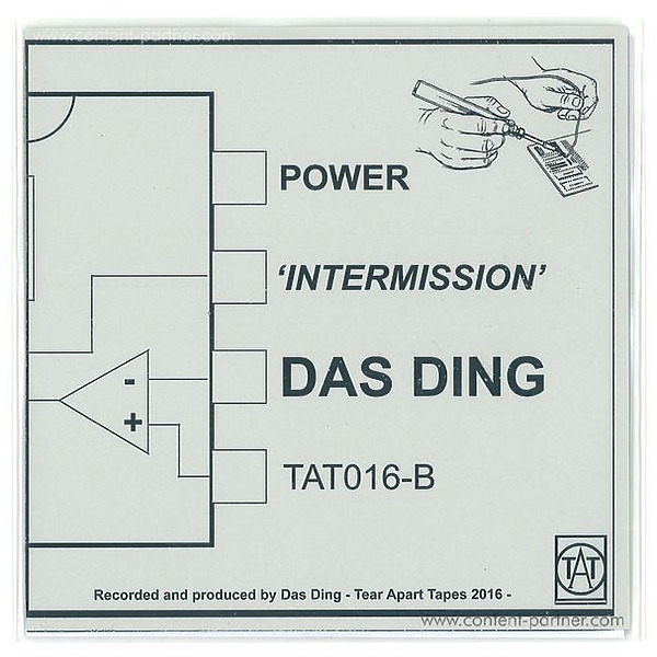 Das Ding - Nerd / Intermission (Back)