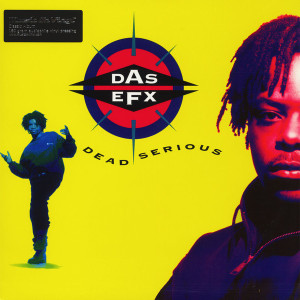 Das EFX - Dead Serious (180g LP)