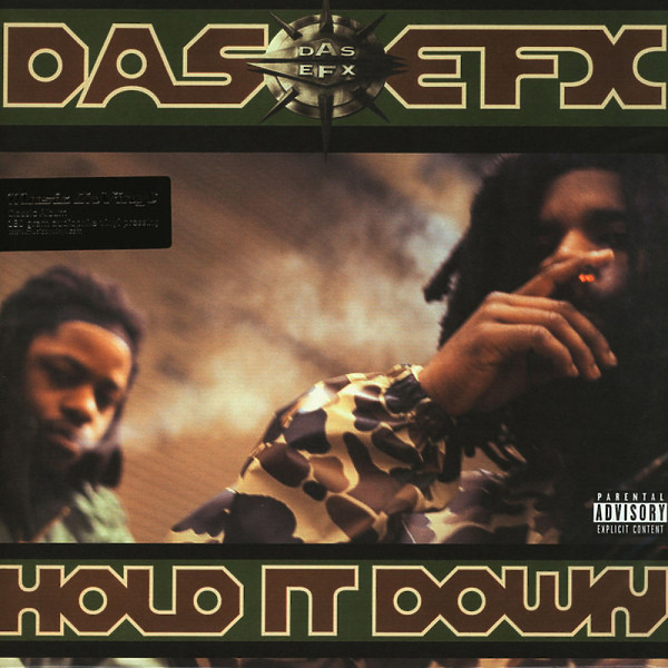 Das EFX - Hold It Down (Black 2LP reissue)
