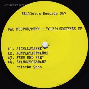 Das Muster / Mumm - Toleranzgrenze EP