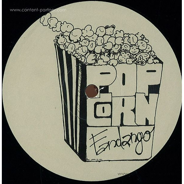 Daughters & Sons feat. Junior Jordi - Popcorn Fandango - One-sided 12""
