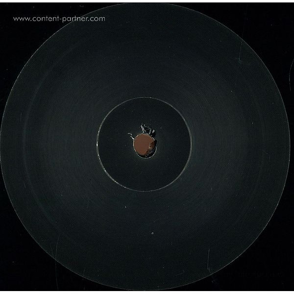 "Daughters & Sons feat. Junior Jordi - Popcorn Fandango - One-sided 12"" (Back)"