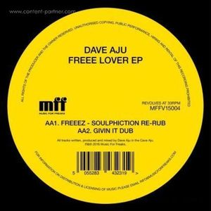 Dave Aju - Free Lover EP