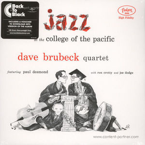 Dave Brubeck Quartet - Jazz At the College of the Pacific